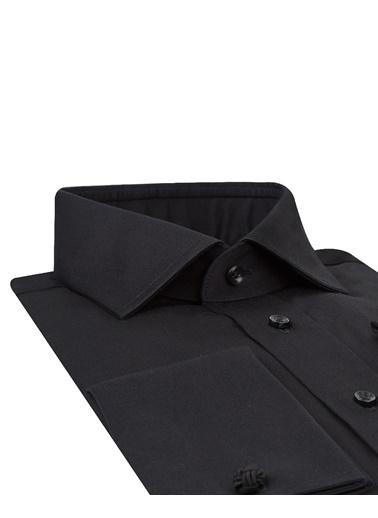 D'S Damat Gömlek Siyah